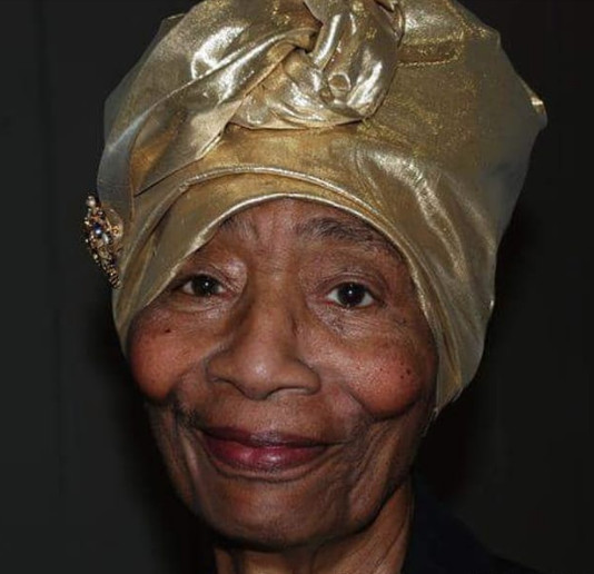 An expert seamstress, Zetta Mae Pierce often made her own hats and clothing. | Provided photo