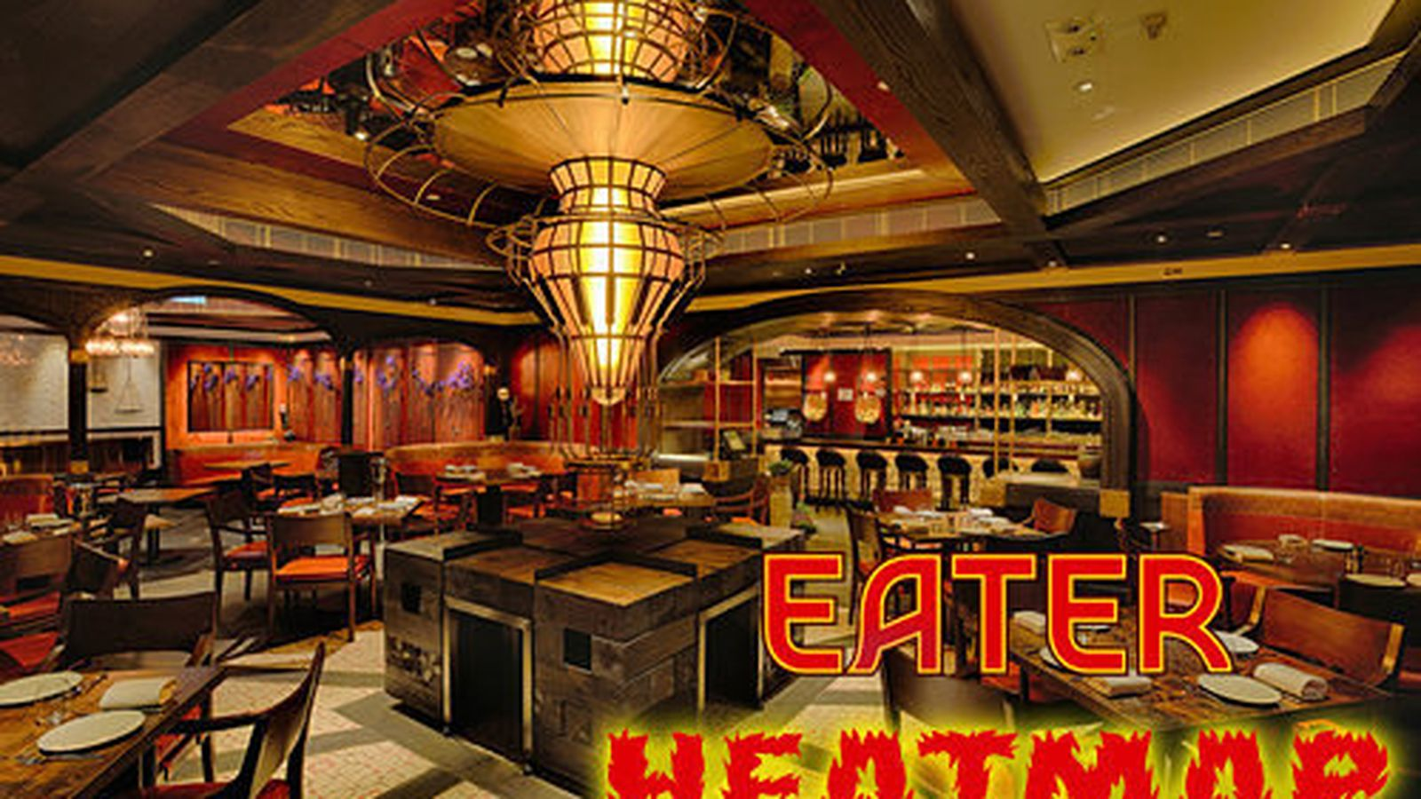 Hong Kong Eater - Washington dc eater heat map