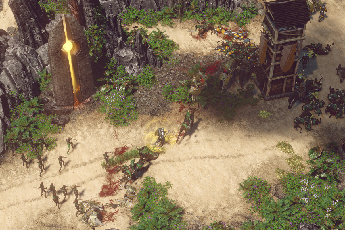 SpellForce 3 mashes up two genres into one beautiful ...  SpellForce 3 ma...
