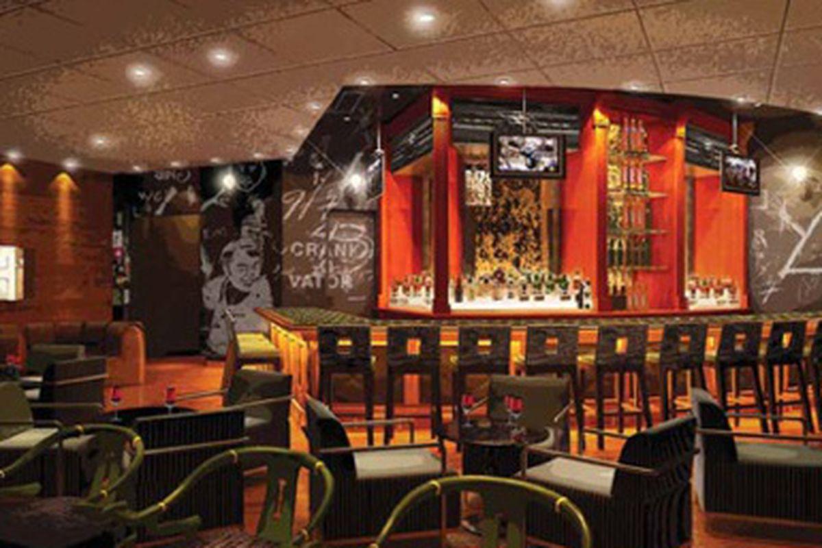 First Food + Bar at the Palazzo