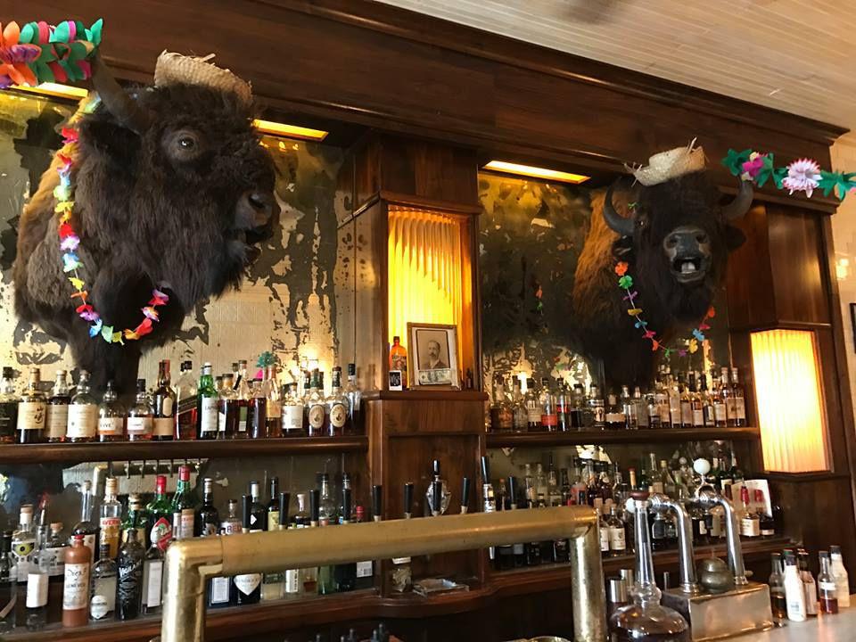 Beuchert's DC bar