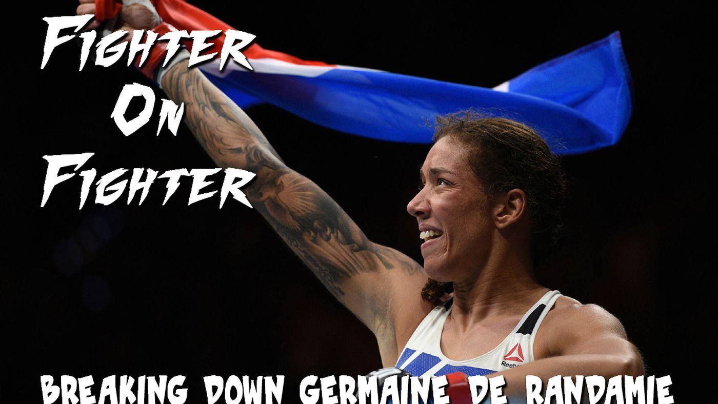 Fighter on Fighter: Breaking down UFC Fight Night 155's Germaine de Randamie