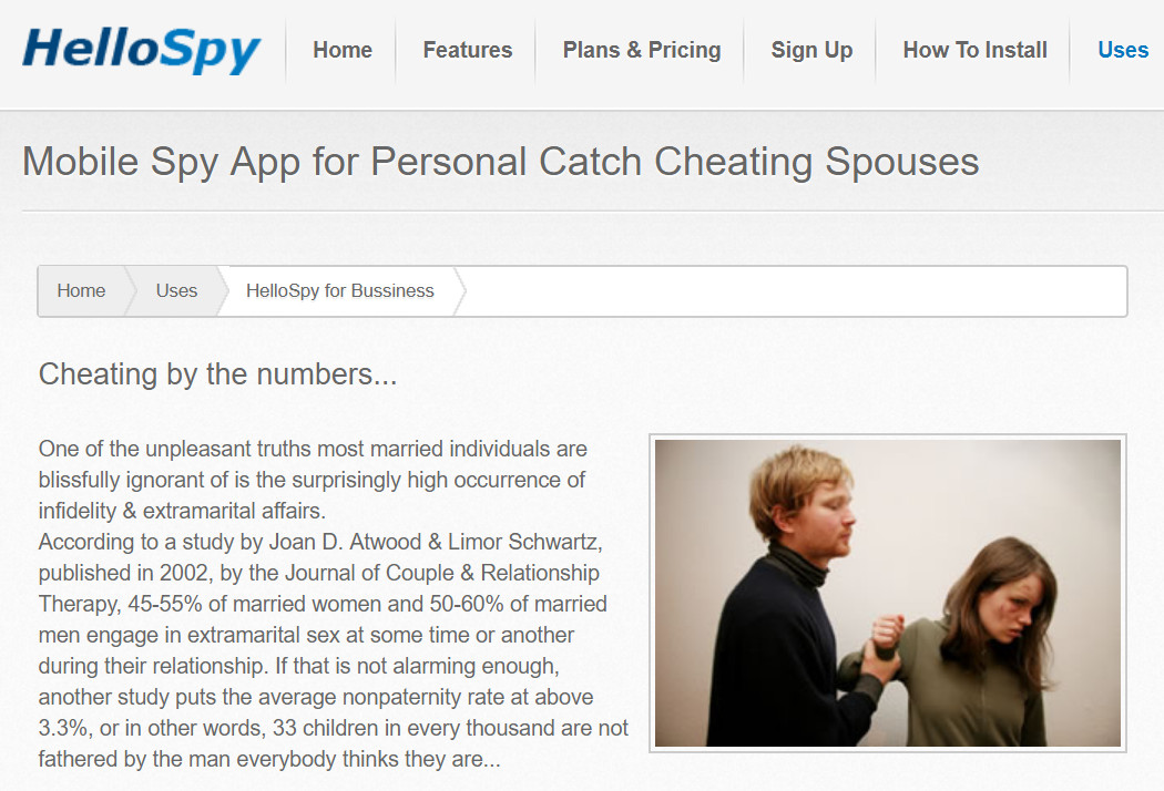 How domestic abusers use smartphones to spy on their