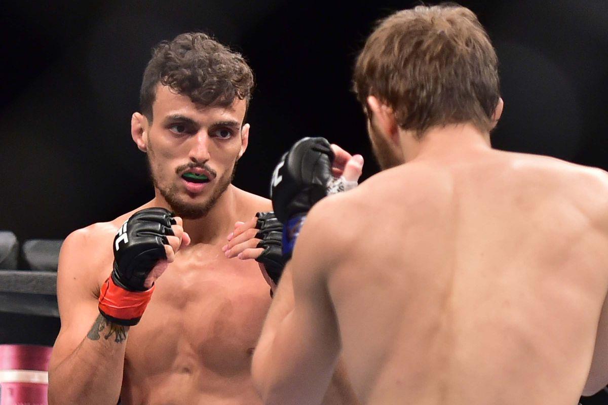 MMA: UFC Fight Night-Fortaleza-Nurmagomedov vs Ramos