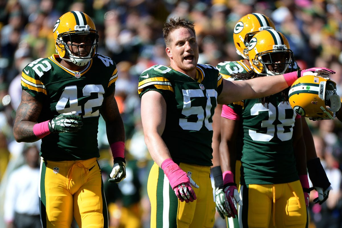 Age 30 continues to be a factor for the Packers' internal free agents