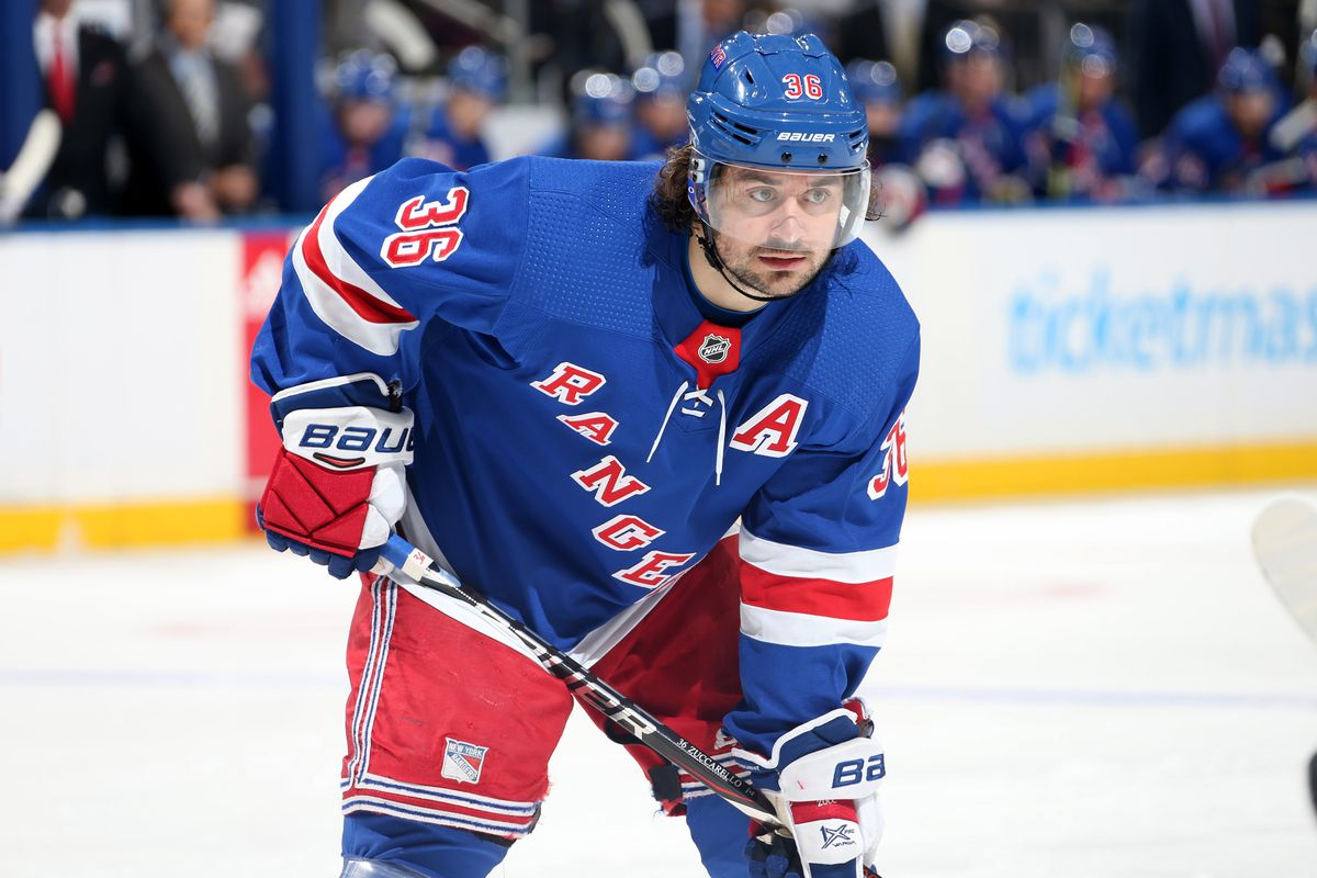 low priced 8d64d 52b42 Should Mats Zuccarello wear a letter for the Wild? - Hockey ...