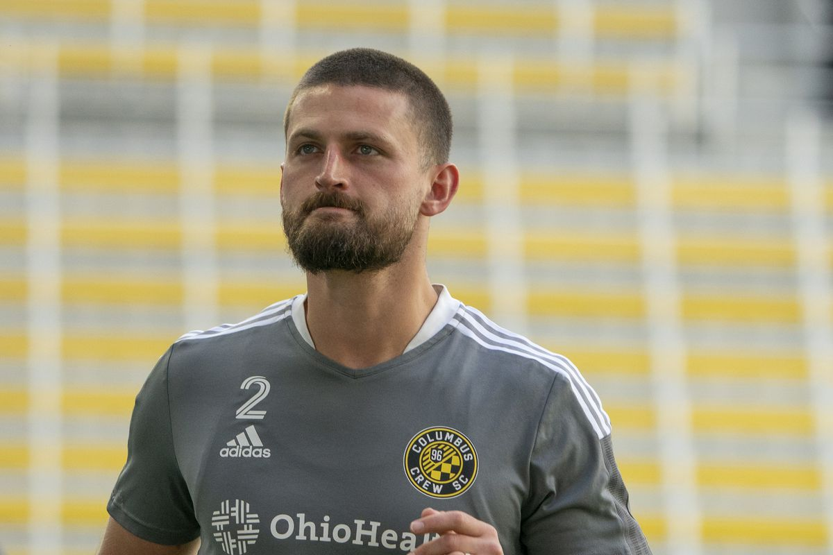 SOCCER: JUN 30 MLS - Columbus Crew Open Training