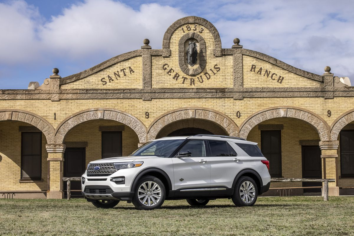 The 2021 Ford Explorer King Ranch model will be produced at the automaker's South Side plant.