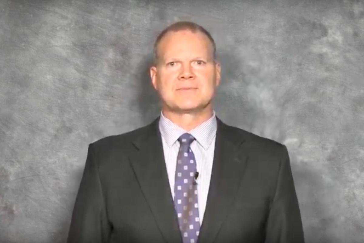 Illinois state Superintendent of Education Tony Smith.