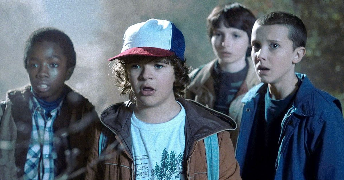 Stranger Things backtrack reimagines the series as a comedy musical