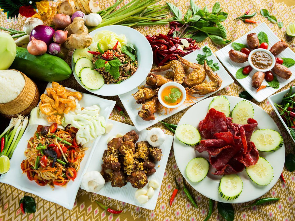 Where To Eat Dallas S Best Thai Food Eater Dallas