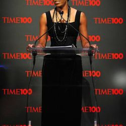 In <b>Michael Kors</b> at the Time's 100 Most Influential People in the World Gala in NYC on May 5, 2009