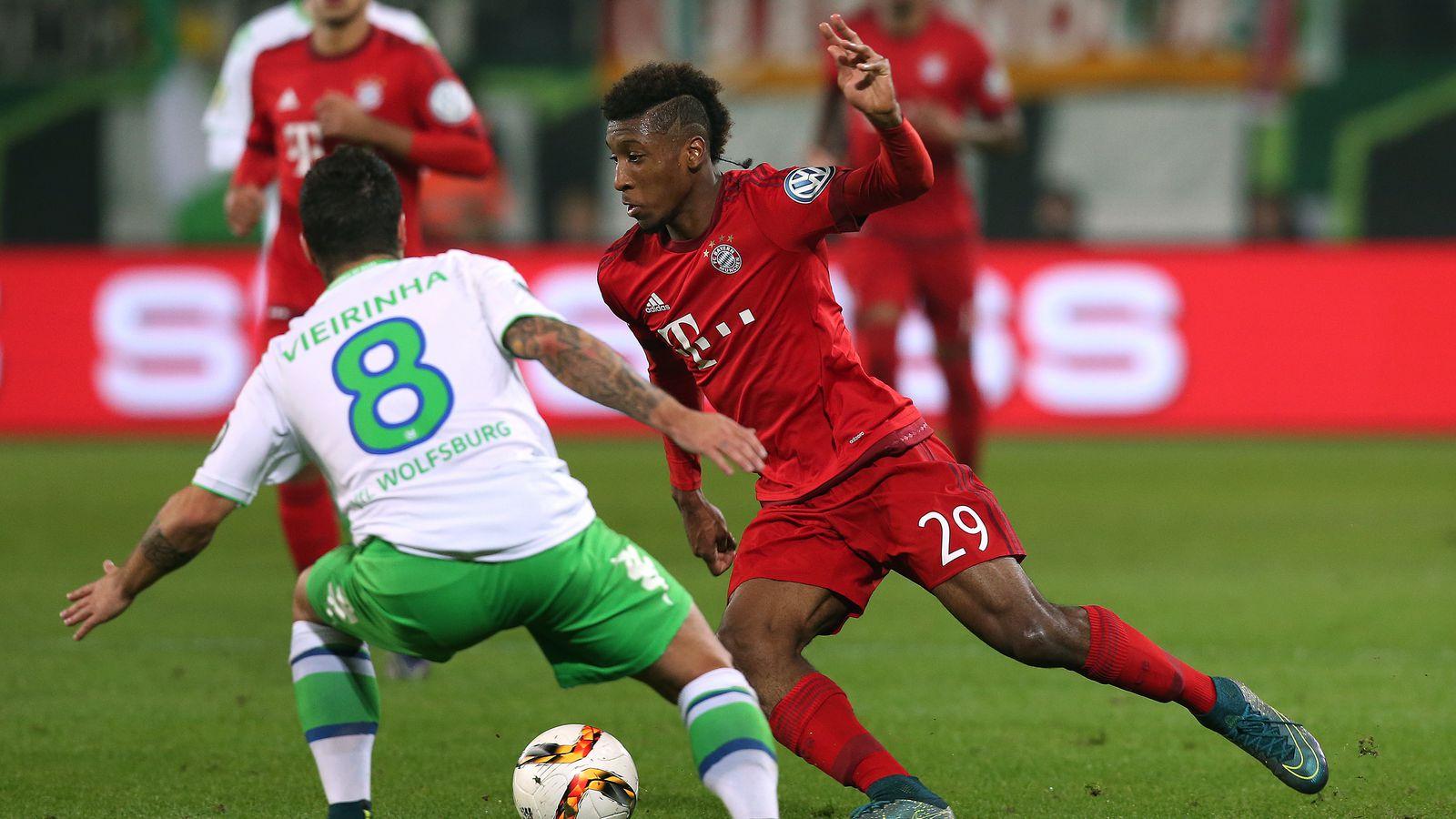 Bayern Wolfsburg Live Stream Zdf