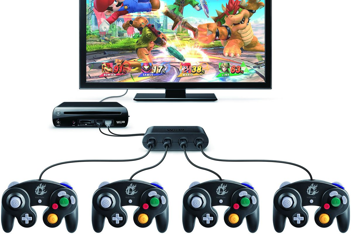 hook up gamecube Connect the long thin aerial connection cable to the rf-out jack of the  insert  a nintendo gamecube disc into the nintendo gamecube and switch the.
