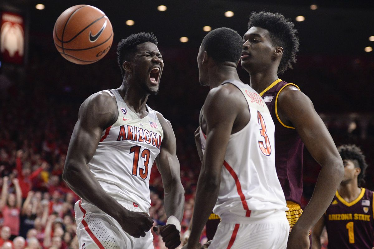 new styles 5a29e 588a0 Deandre Ayton is college basketball's physical freak who ...