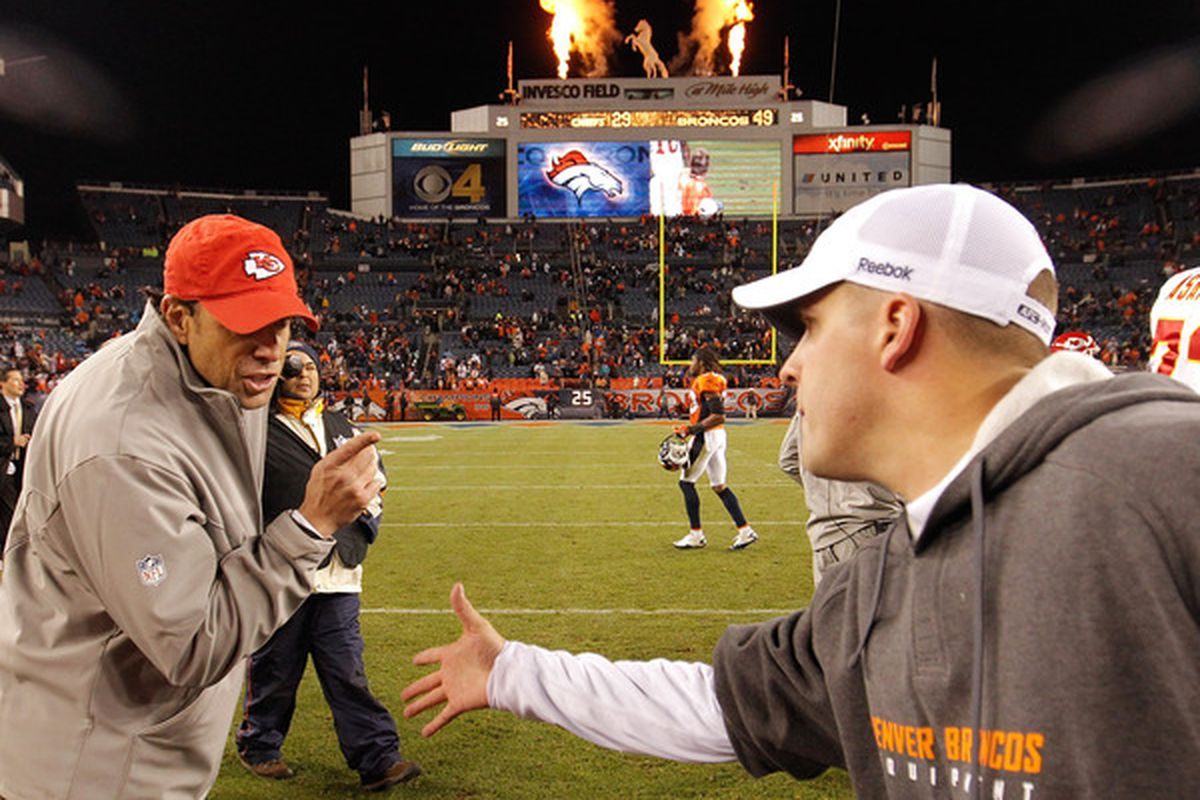 Coaching changes sum up this week in the NFL (Photo by Justin Edmonds/Getty Images)