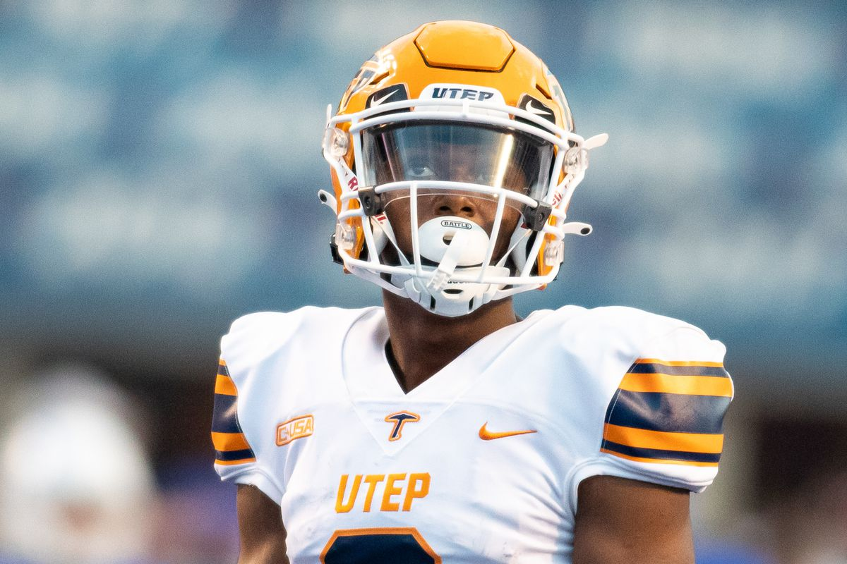 COLLEGE FOOTBALL: SEP 10 UTEP at Boise State