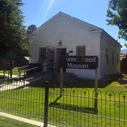 The Donner-Reed Museum in Grantsville is only open by appointment.