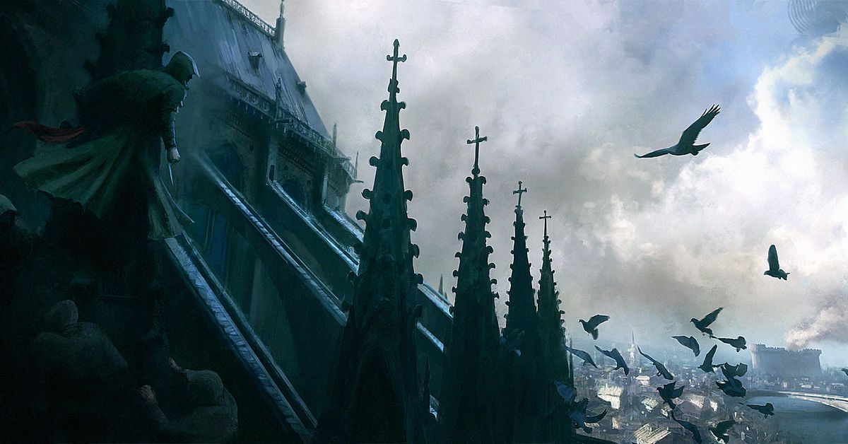 Assassin's Creed Unity is free on PC to highlight Notre-Dame and encourage donations