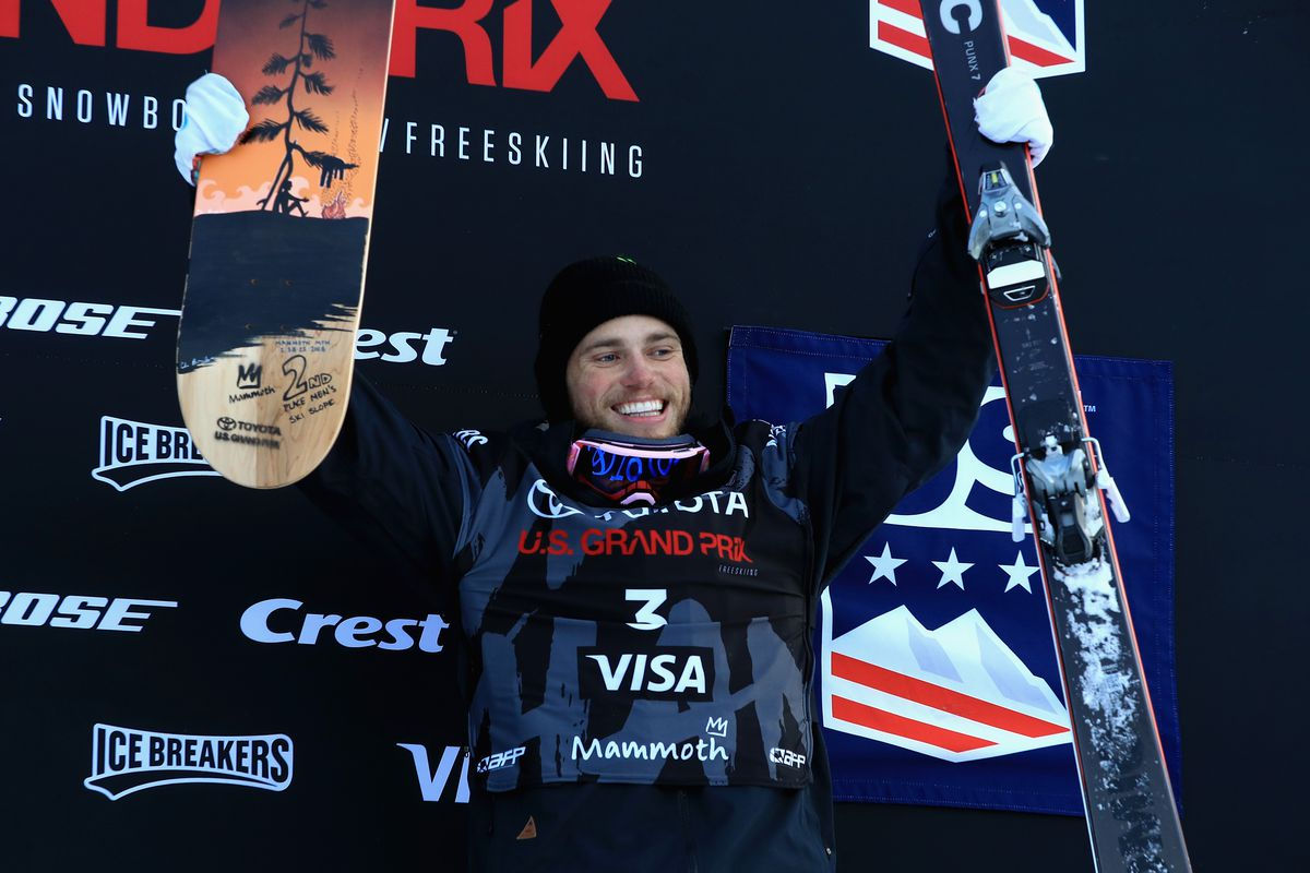 2018 Visa U.S. Freeskiing Grand Prix