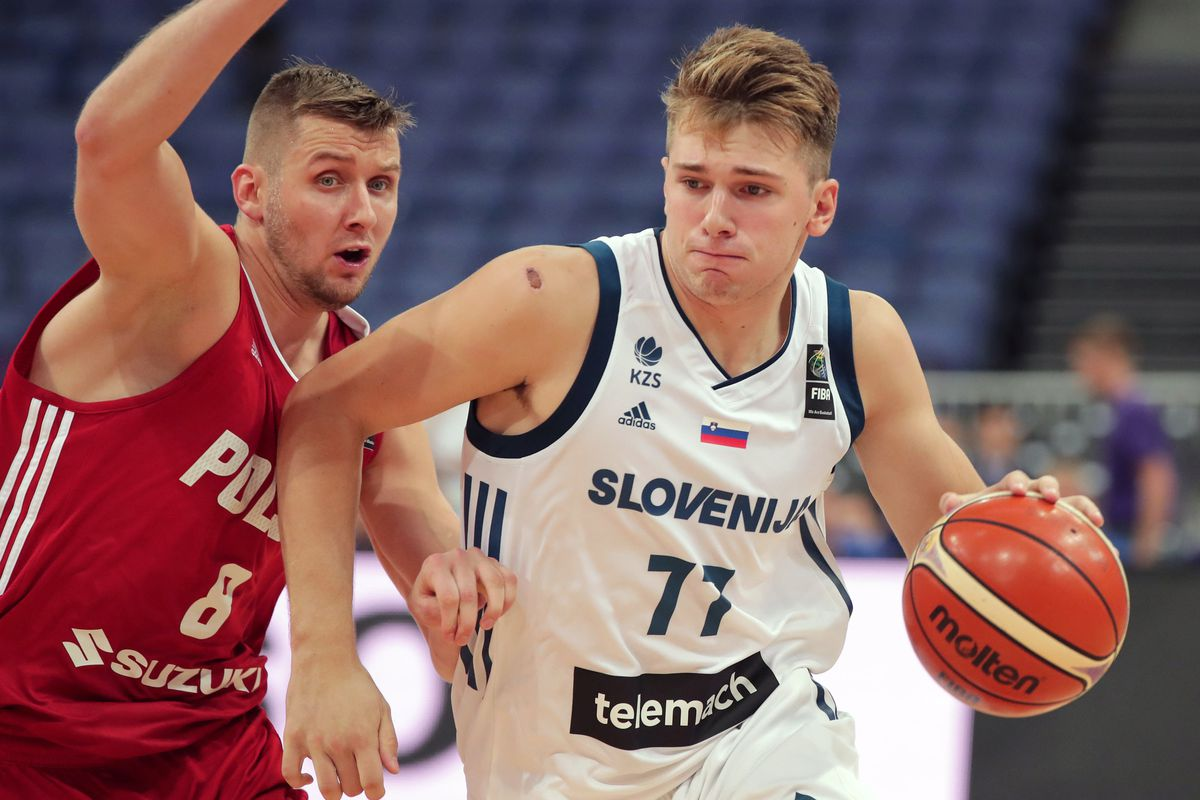a1ba242d3 Hawks GM Travis Schlenk sheds light on  really impressive  prospect in Luka  Doncic