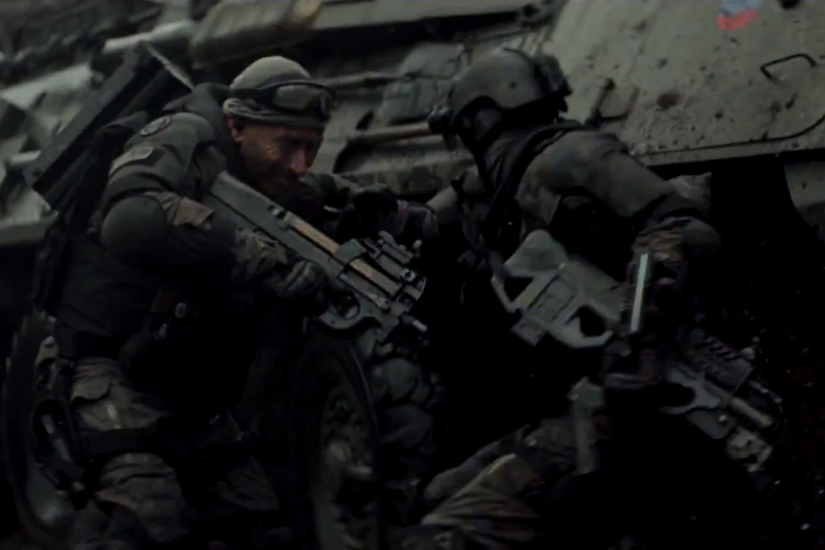 Ghost Recon Alpha Short Film Sets Stage For Future Soldier May