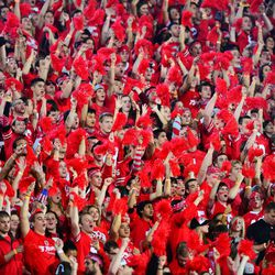 Ohio State students are hyped.