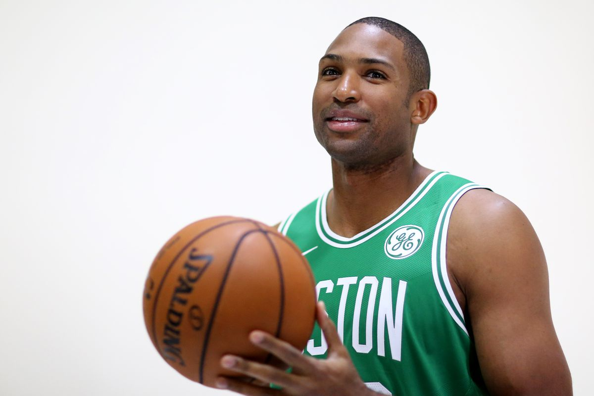 731709828 Celtics  Al Horford is ready to sacrifice it all to help Boston soar ...