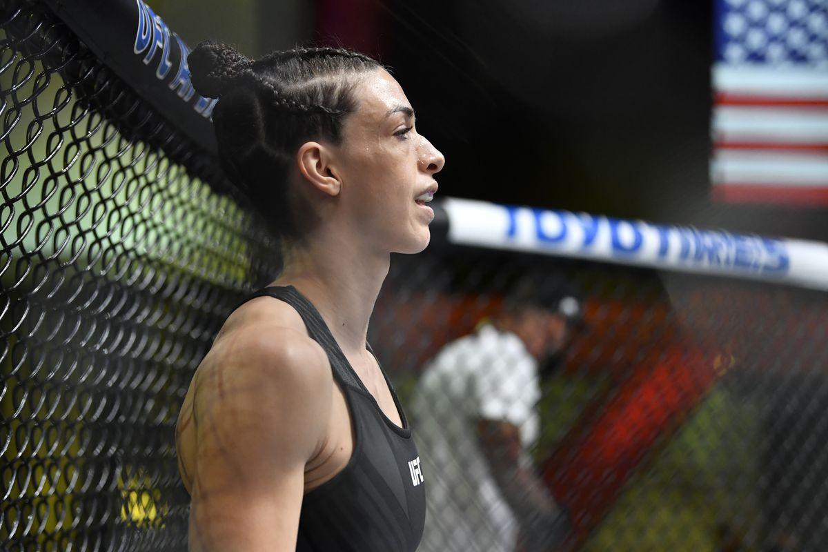 UFC Fight Night: Nunes v Dern