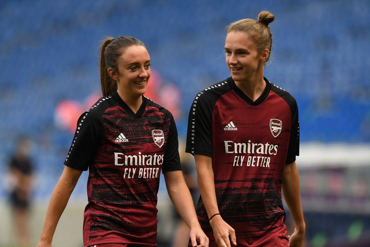 Arsenal FC v Paris Saint-Germain - UEFA Women's Champions League Quarter Final