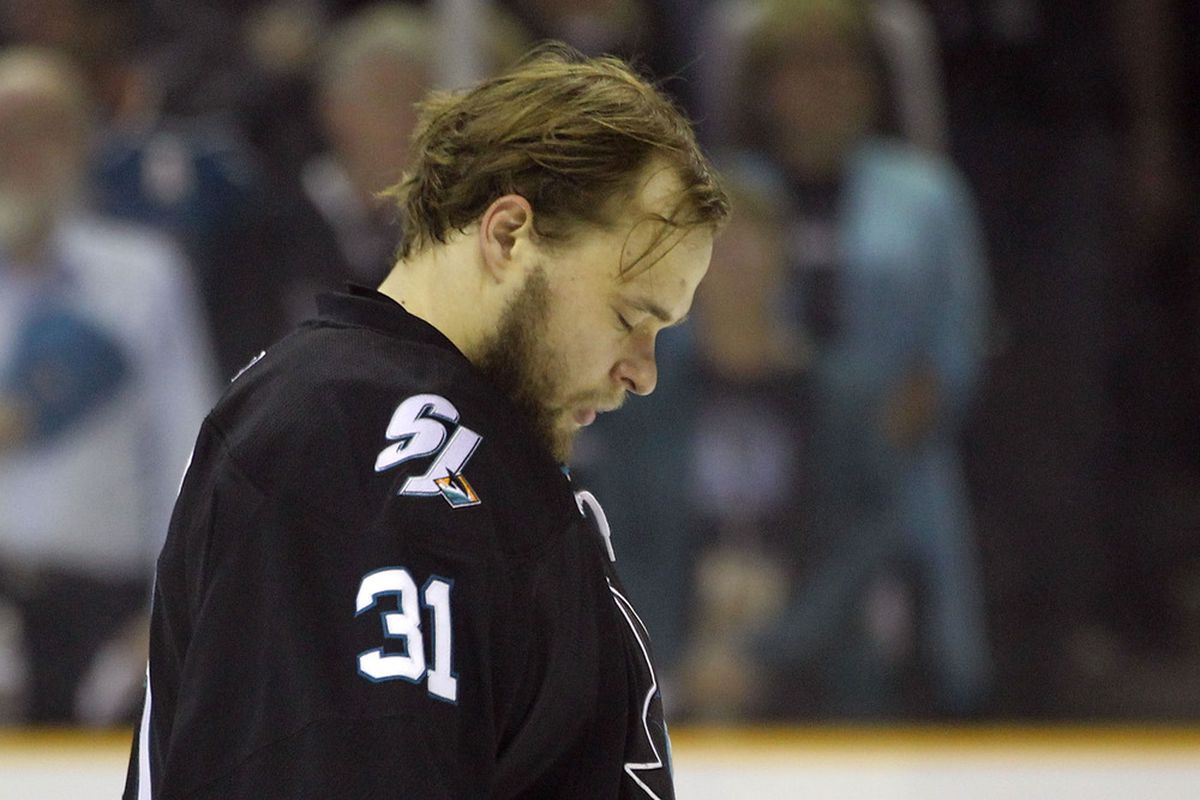 """""""I could have made one more save... and I didn't! And I... I didn't! """""""