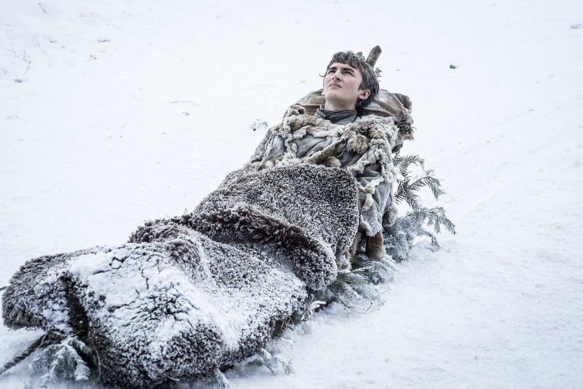 'Game Of Thrones' actor reveals whether the old Bran Stark is 'dead'