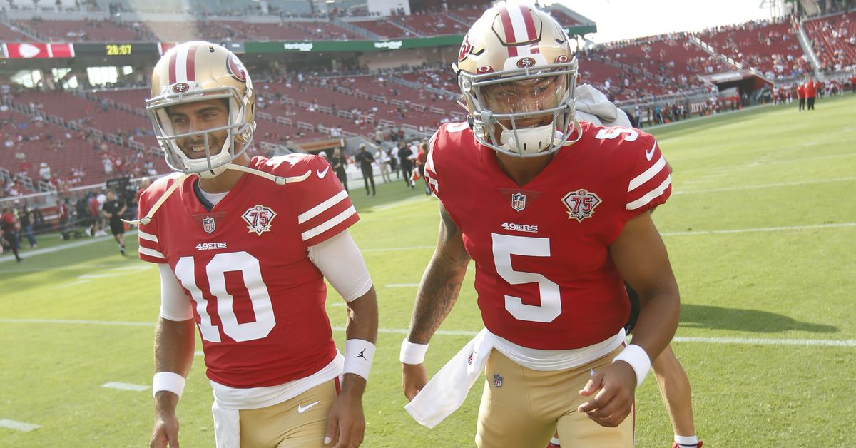 Sean Salisbury: The 49ers would be better off starting Trey Lance - Niners Nation