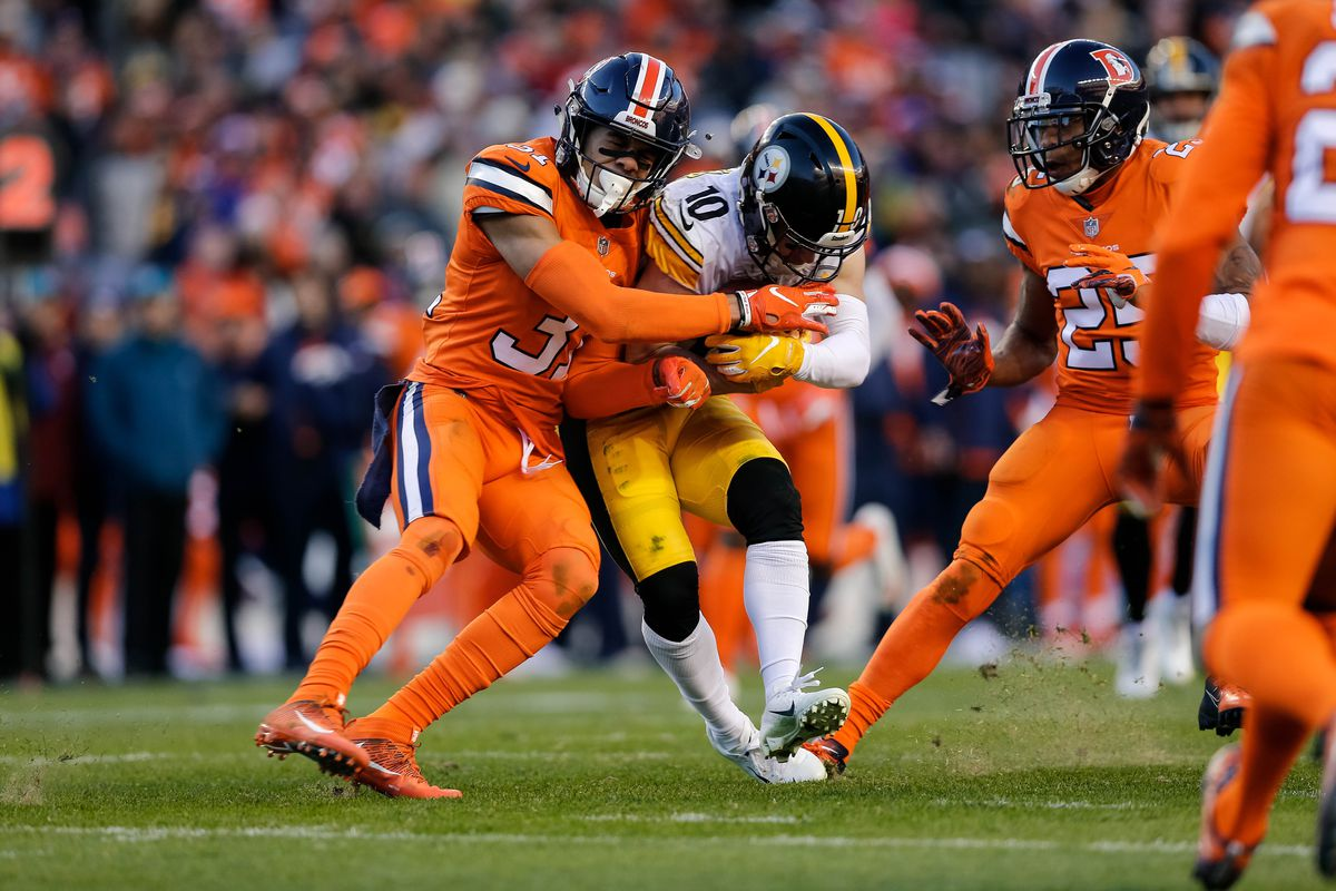 5941f5dcbff 10 Things I Think I Thought while falling from a Mile High watching the  Steelers lose