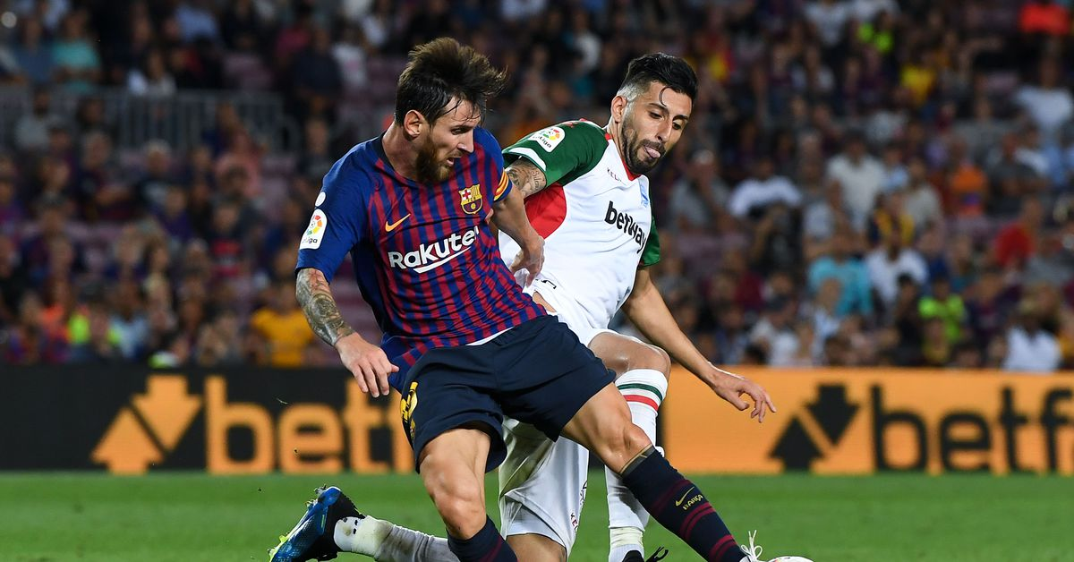 Tactical breakdown of how Lionel Messi inspired Barcelona?s 3-0 win against Alaves