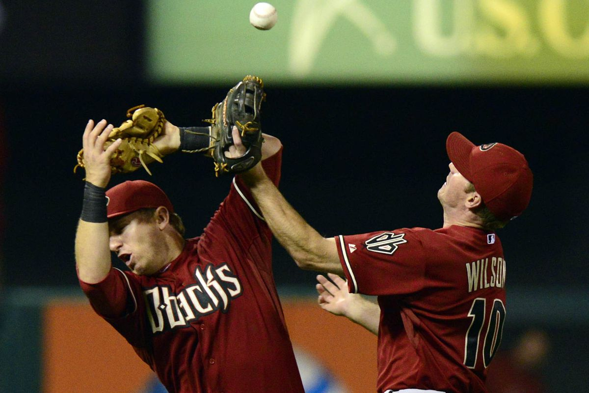 Hilarity ensues. Oh, hang on: that was the Cardinals' bullpen pitching.