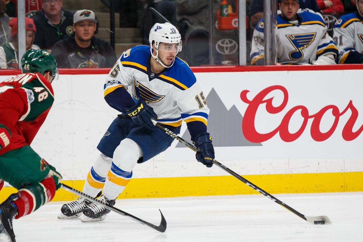 super popular 22a89 fe035 Robby Fabbri cleared for play - St. Louis Game Time