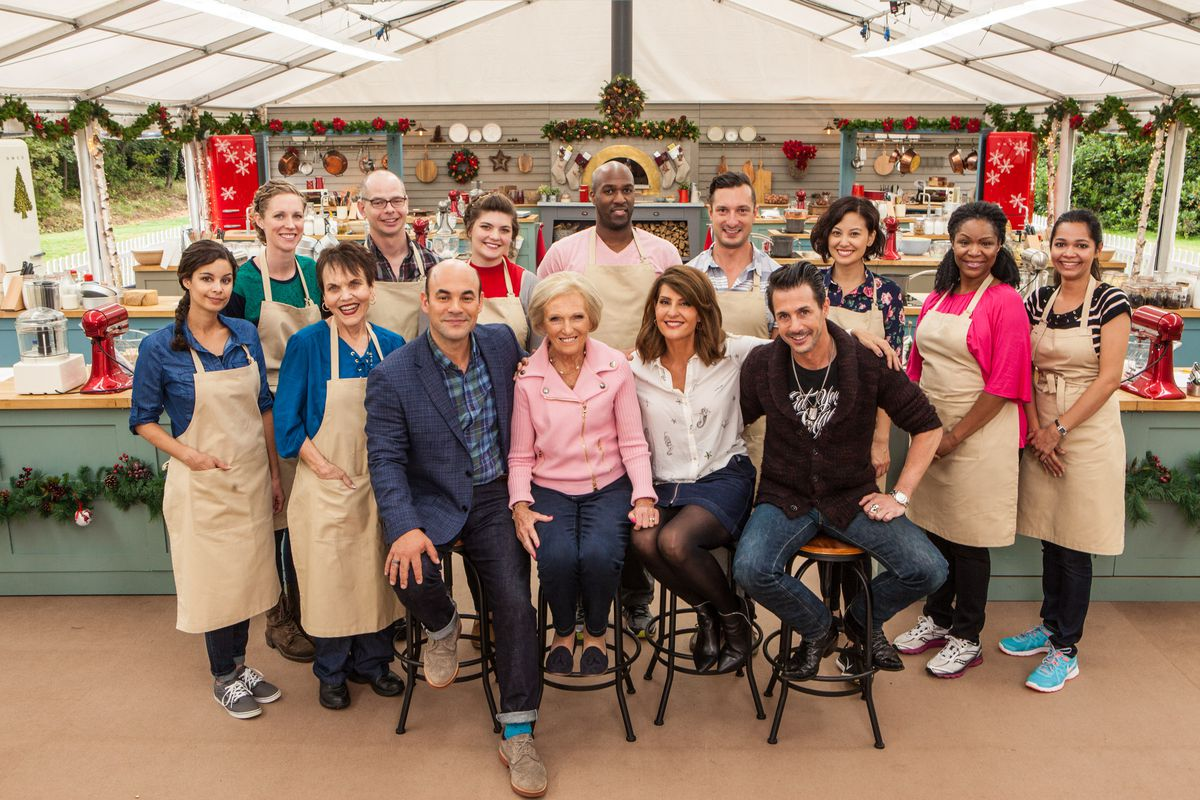 The cast of 'The Great American Baking Show.'