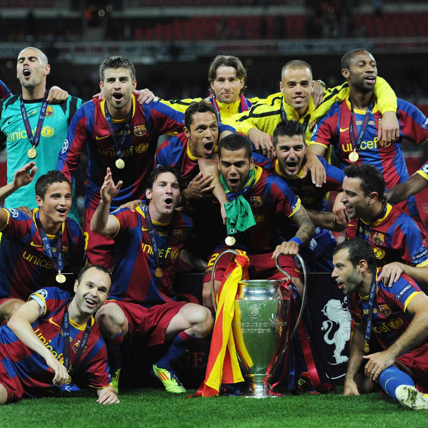 2011 Barcelona Vs 2015 Barcelona Who Wins Barca Blaugranes