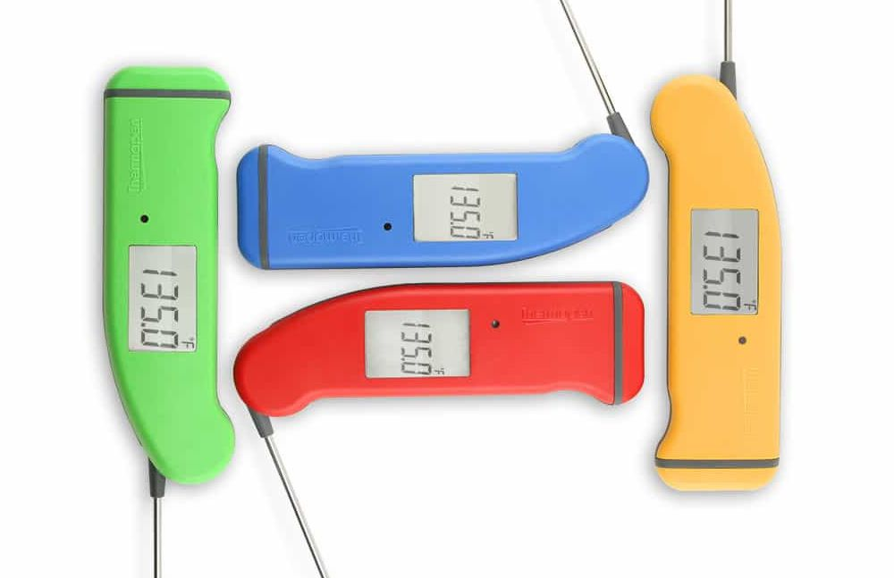 The ThermapenMk4 food thermometer