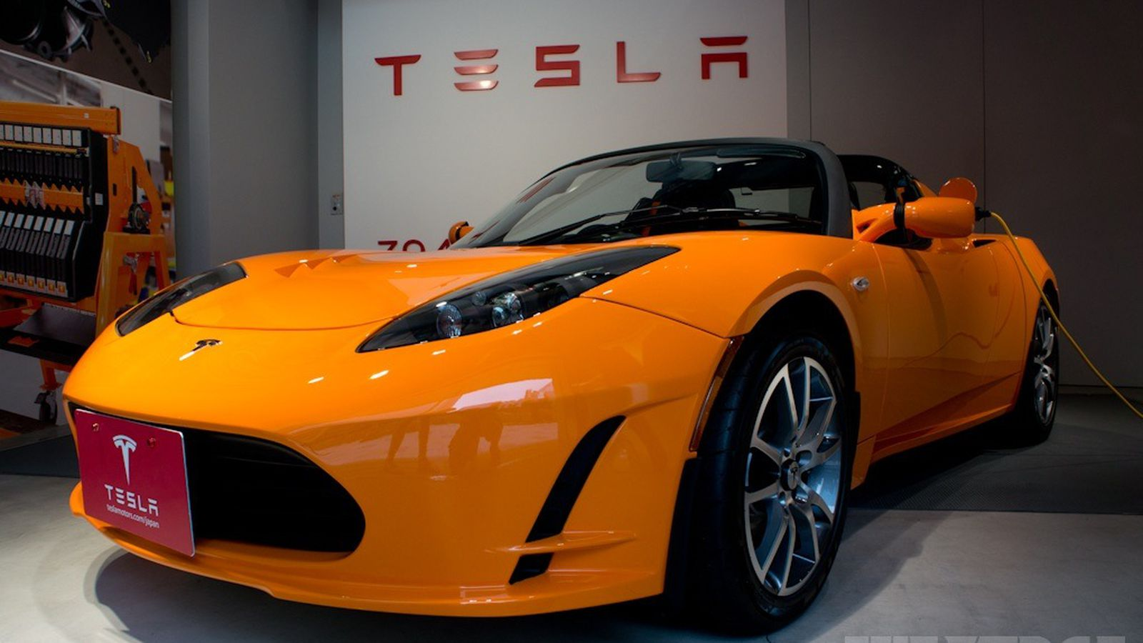 Elon musk of tesla motors pledges donation towards 39 the for How to buy a car from charity motors