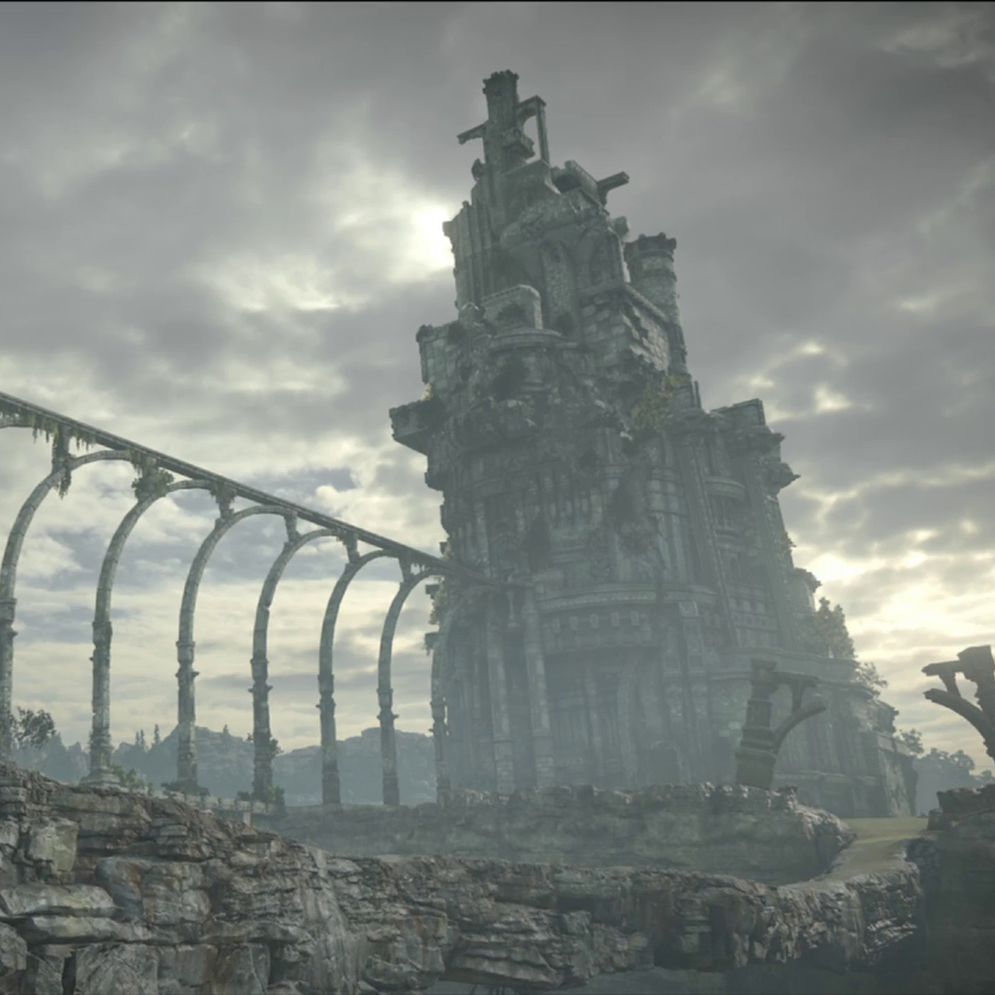 Shadow Of The Colossus Coming To Ps4 Next Year Polygon