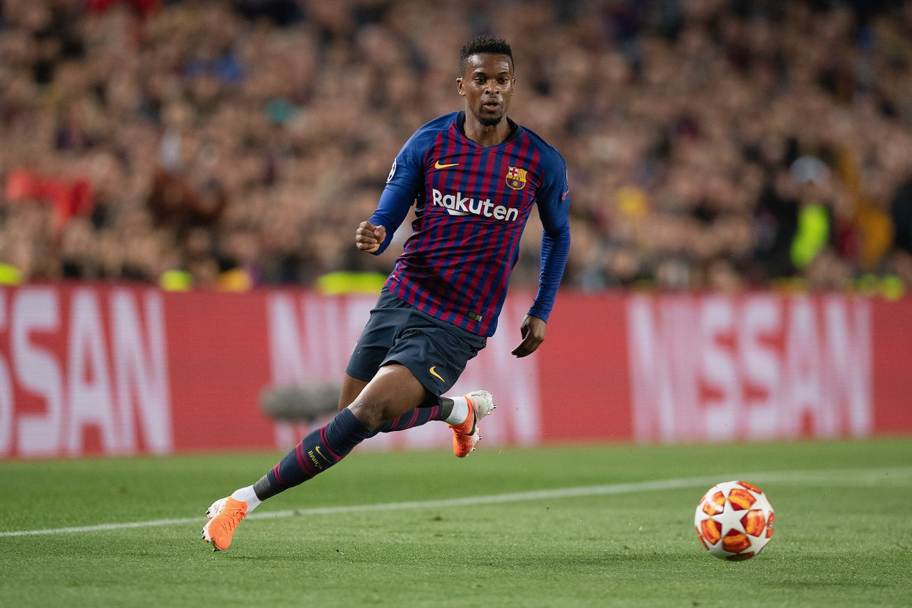 Semedo back in training after head injury