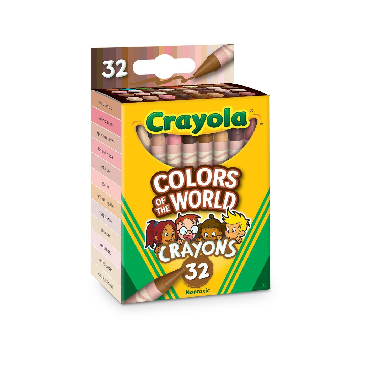 Picture of: Crayola Launches Colors Of The World Skin Tone Crayons Chicago Sun Times