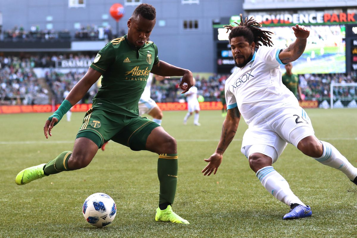 MLS: Western Conference Semifinal-Seattle Sounders FC at Portland Timbers