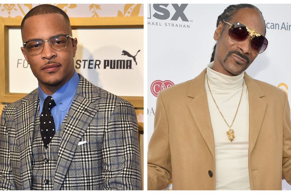 T.I. and Snoop Dogg