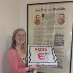 """""""I'm more than happy to take his free pizza"""""""