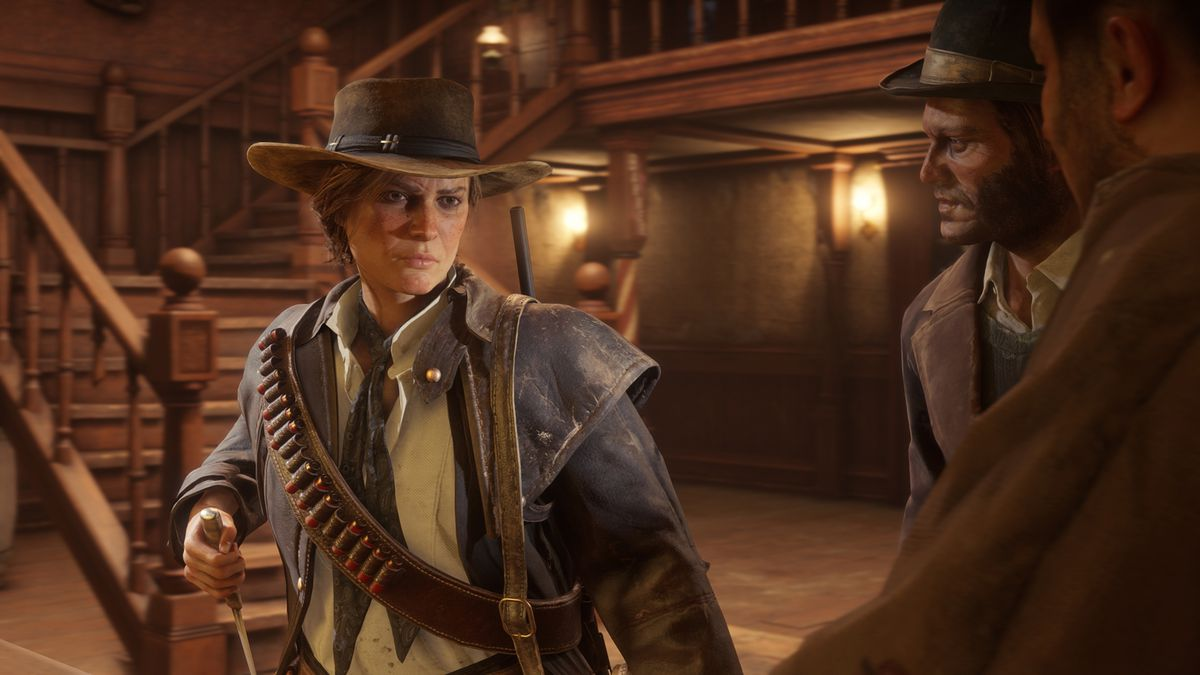 Red Dead Redemption 2 Release Faq Pc Version Online Mode