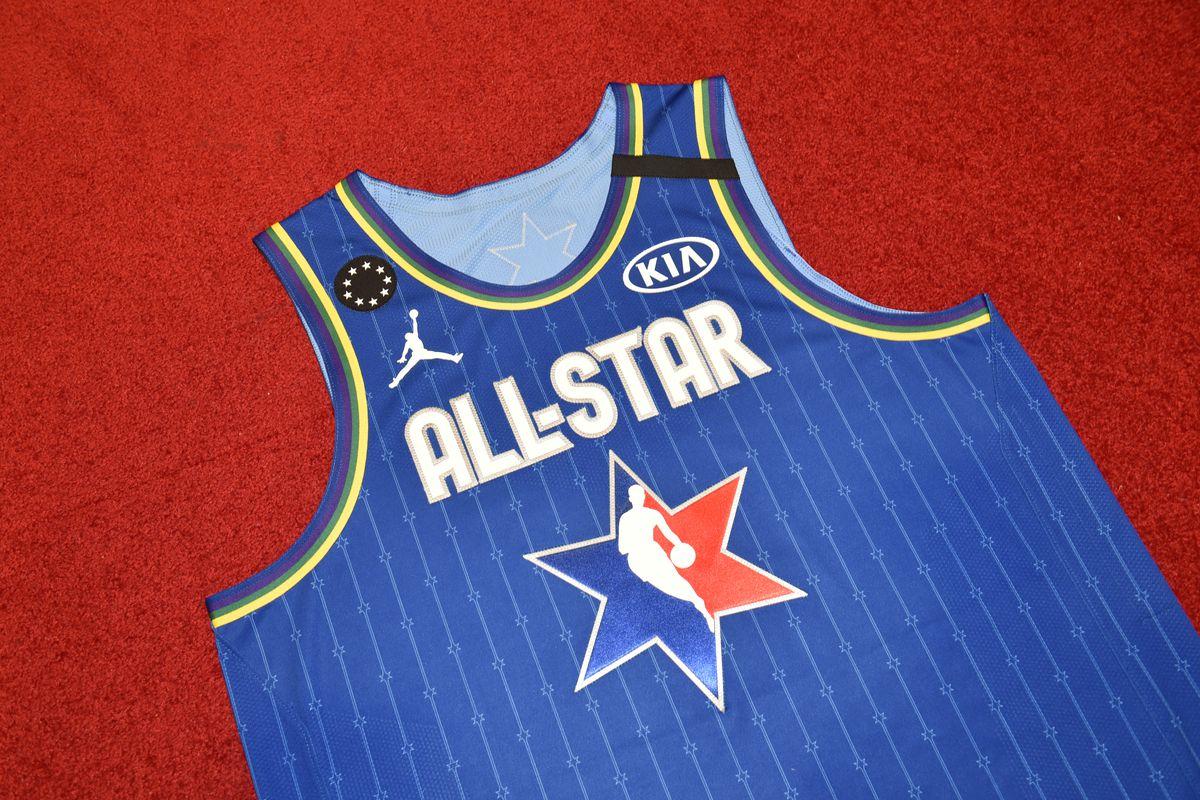 2020 NBA All-Star: Uniform Shoot