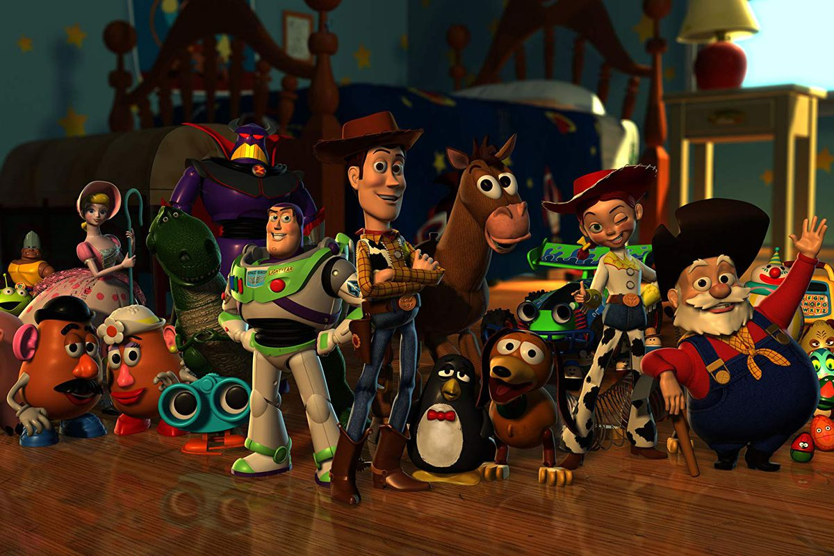What Is The Best Toy Story Movie Hint It S Toy Story 2